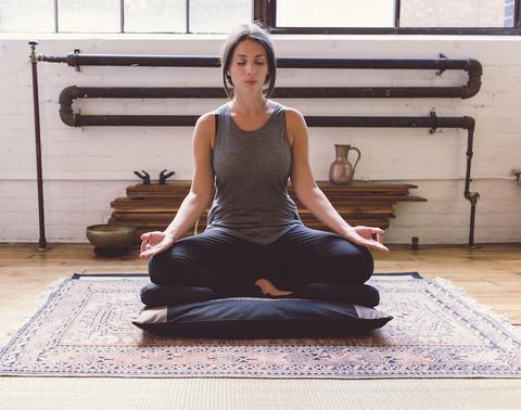 Meditation Room Flooring Meditation Spaces
