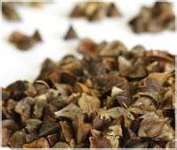 Buckwheat hulls, very popular because of it's longevity